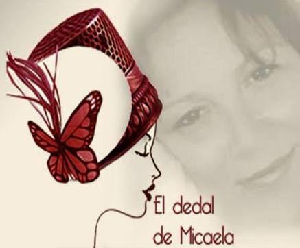 El dedal de Micaela de Susana Zamora