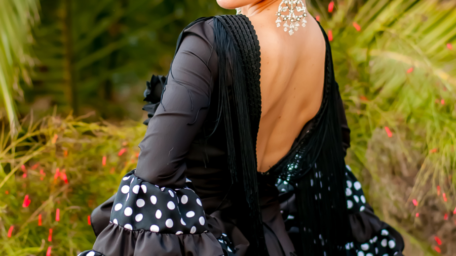 Traje de Flamenca Mírame