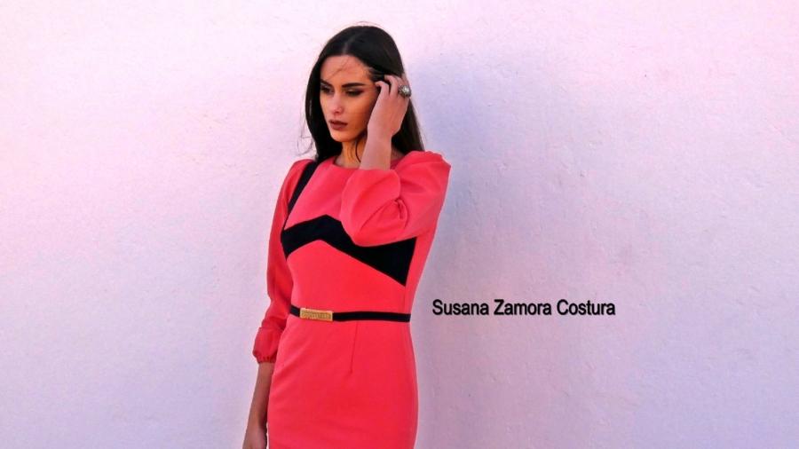 Teje colar de Susana Zamora 2020
